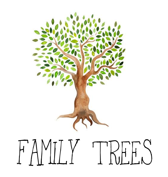 This is a graphic of Crafty Family Tree Image