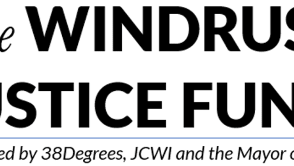 Windrush Justice Fund logo