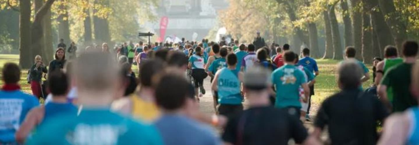 Run the Royal Parks Half Marathon for migrants rights