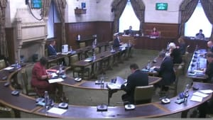 Westminster Hall debate No Recourse to Public Funds NRPF