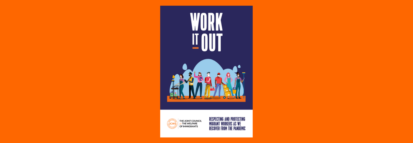 Work It Out campaign manifesto
