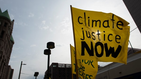 Climate justice is migrant justice