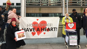 Telling the Home Office to #HaveAHeart