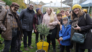 Family Trees take root in Tottenham