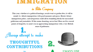 A Guide to Discussing Immigration in Polite Company