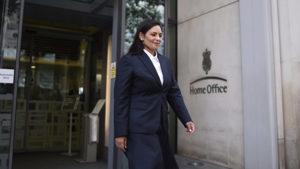 38 organisations sign Joint Letter to Priti Patel